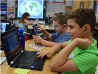 Bellmore Schools a leader in digital citizenship photo