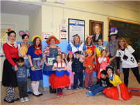 Bellmore Halloween Festivities Delight photo