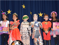 Annual Book Character Parade Supports Literacy photo