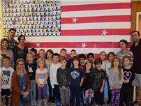 Students Celebrate Veterans Day photo