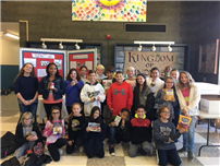 Food Drives Alleviate Community Hunger photo