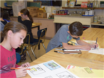 Storytelling Through Cartooning photo