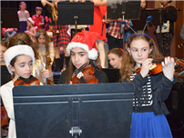 Holiday Leadership in Music