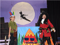 Winthrop Avenue Students Present 'Peter Pan'